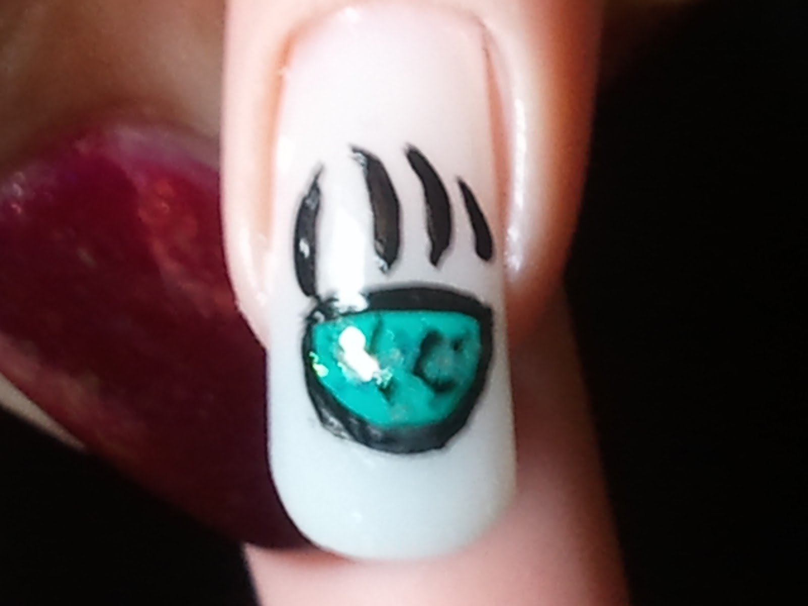 The Nail Nerd: Native American Nails