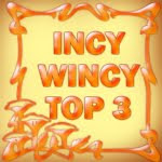 I made the top 3 at Incy Wincy (May 2012)