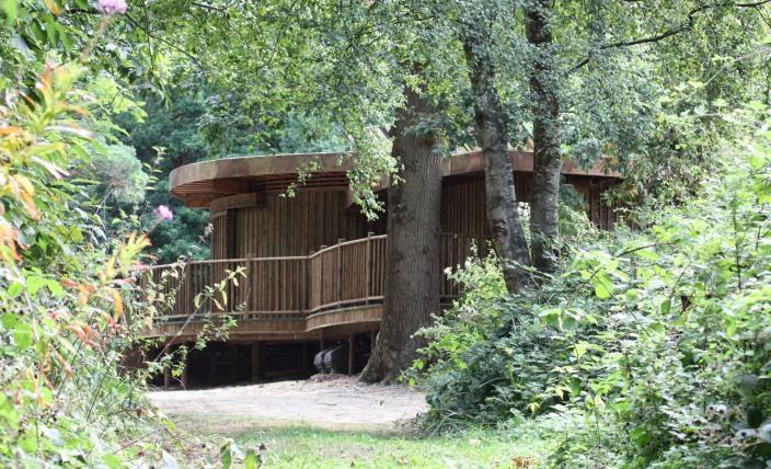 Escuela Ecoresponsable, Arquitectura Sostenible