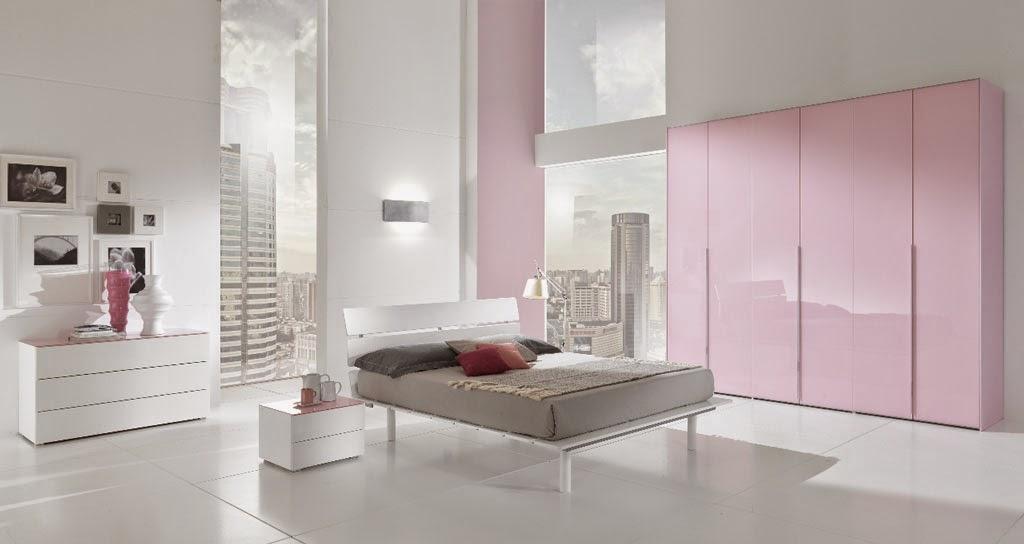 Pink and White Bedroom Design IdeasCalgary Edmonton Toronto