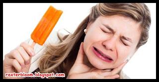 10 Kebiasaan yang Membuat Gigi menjadi Sensitif - raxterbloom.blogspot.com