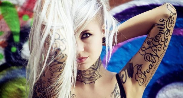 Beautiful Tattoo Photography Examples By Long Sien