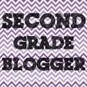 I'm A Second Grade Blogger!