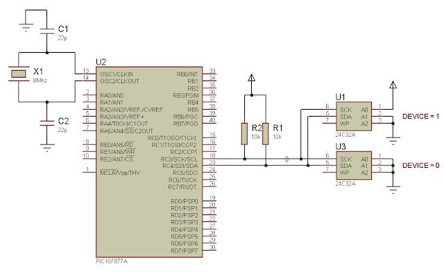 PIC: EEPROM I2C