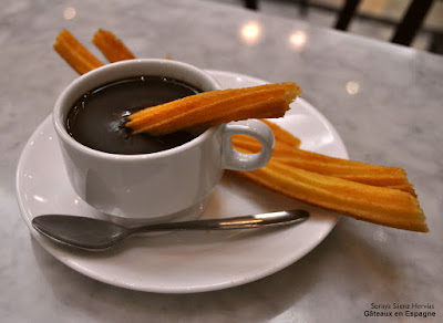 manger churros madrid