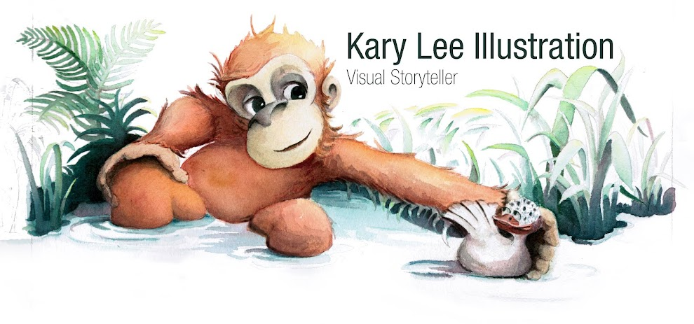 Kary Lee Illustration