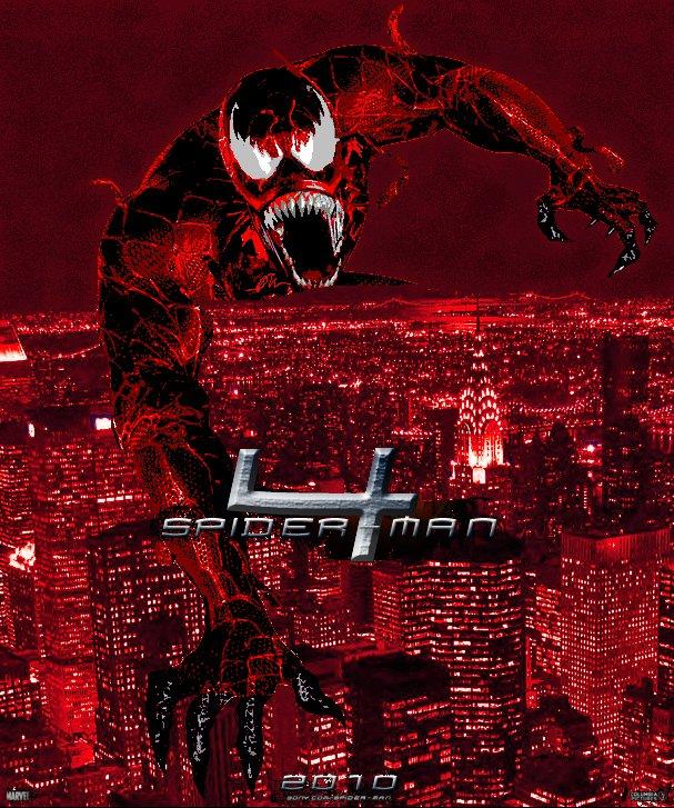 Spider-Man 4 Carnage