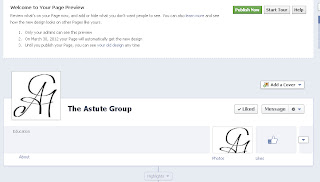 Astute Facebook