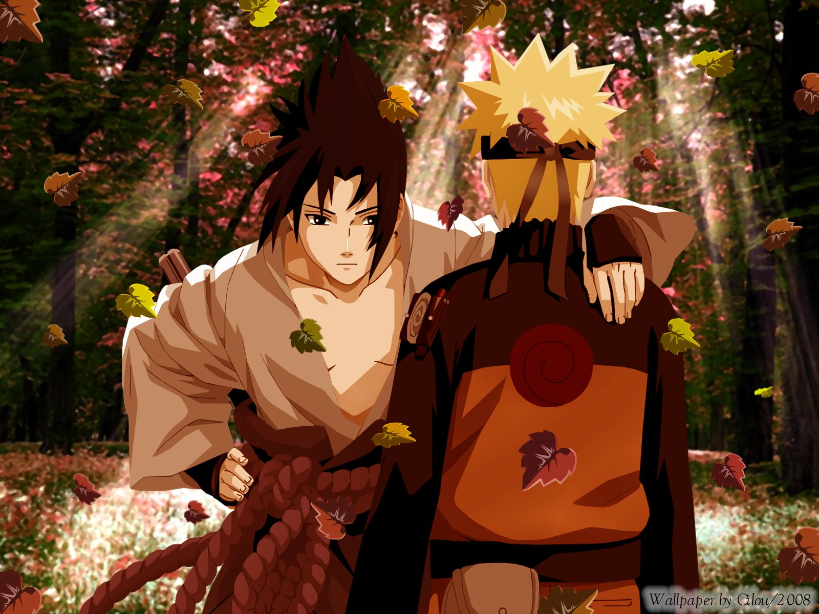 Naruto HD & Widescreen Wallpaper 0.141123387499078