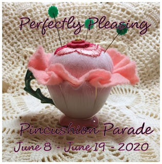 PerfectlyPleasing Pincushion Parade