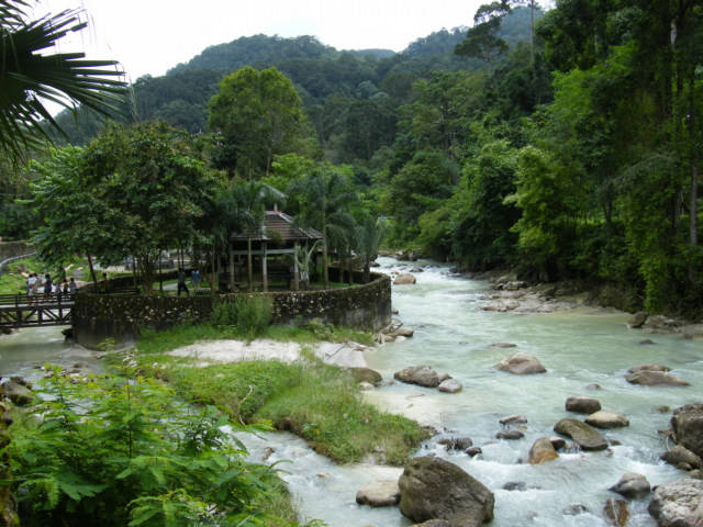 السياحة في مدينة رانونج