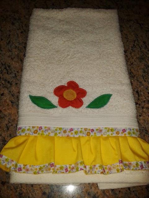 novedades paola toalla de ba o con apliques