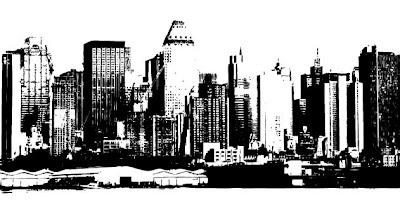 vectores de ciudades gratis