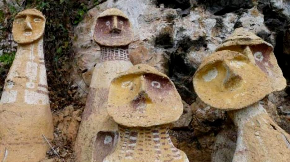 Chachapoyas sarcophagi discovered in Amazonas, Peru