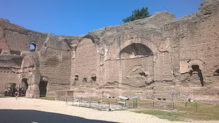 Arqueologia, Caracalla, cultura, Domus Aurea, free, gratis, Nero, Termas, Roma, itália,