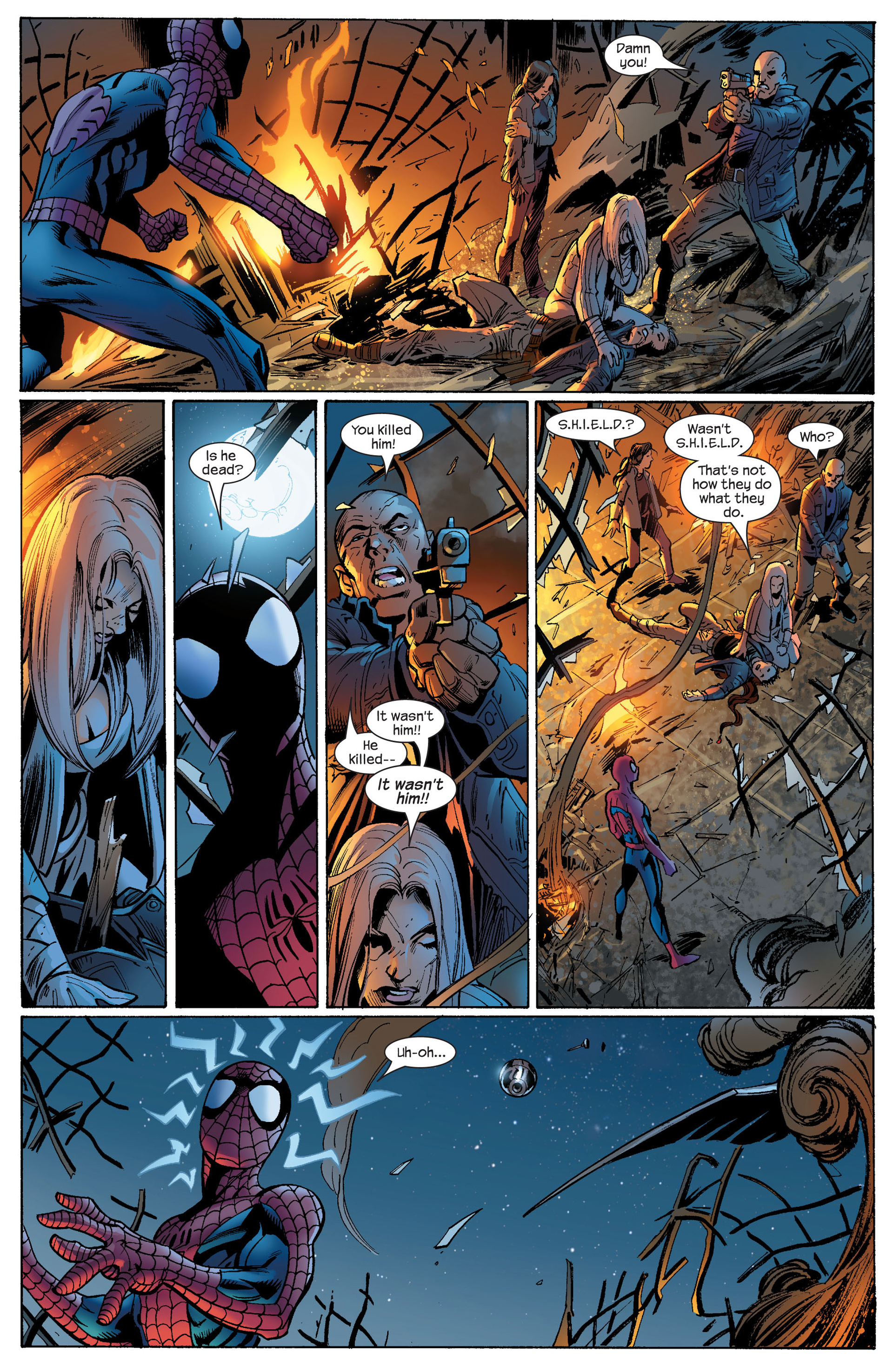 Ultimate Spider-Man (2000) Issue #89 #93 - English 19