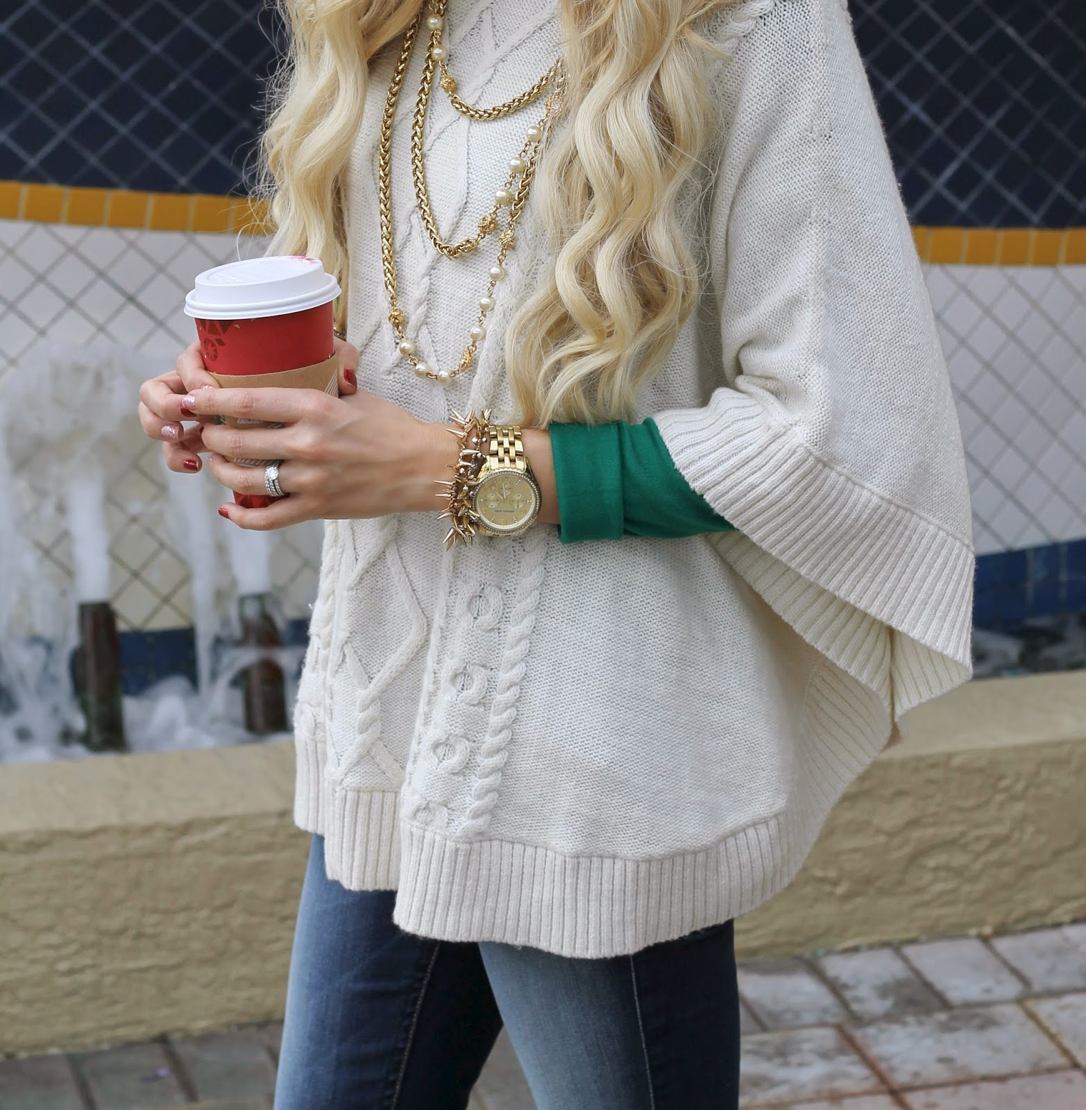 A Spoonful Of Style Cable Knit Obsession