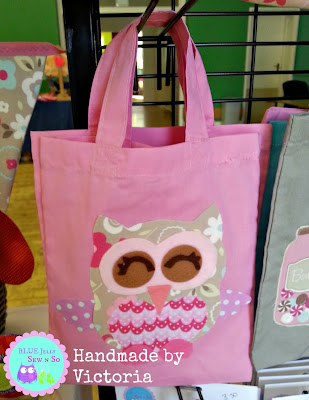Pink_Fabric_Owl_Gift_Tote_Bag