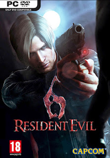 Download Game Resident Evil 6 untuk PC Gratis