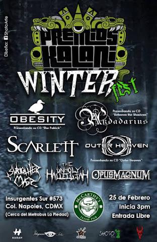 Winter Fest Kalani