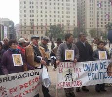 CHILE: Presos políticos en huelga de hambre no llegan a acuerdo con el gobierno y mantienen ayuno.