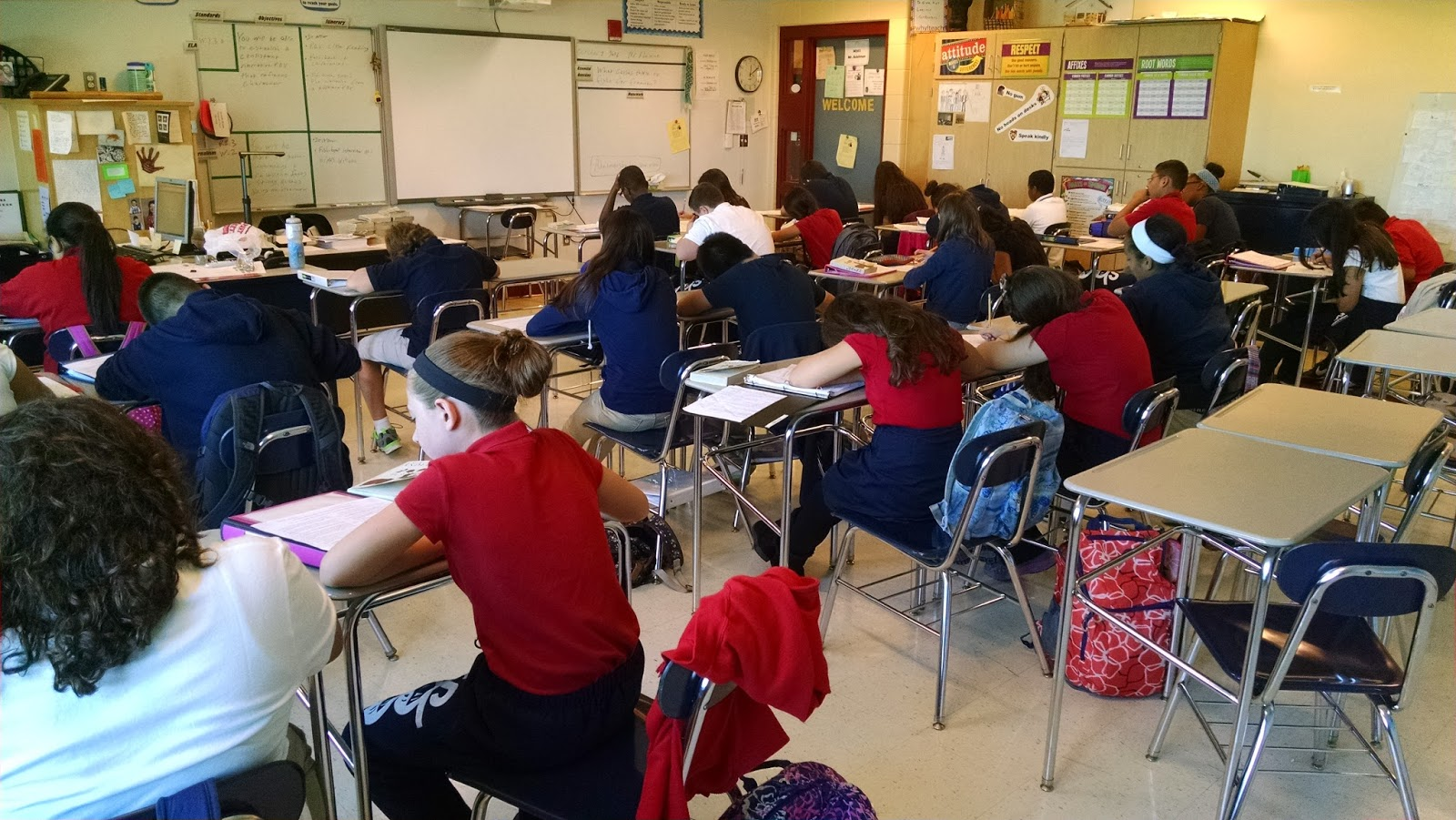 mr adelman s th grade ela class  tell me a story