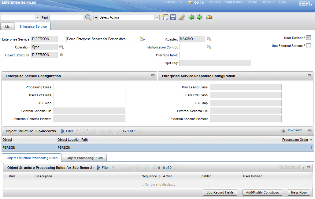 Importing data from a CSV file into Maximo - IBM Maximo ...
