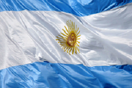 BANDERA DE LA REPÚBLICA ARGENTINA. CREACIÓN 27 DE FEBRERO DE 1812