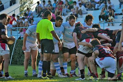 Gimnasia y Tiro venció a Tigres en Limache