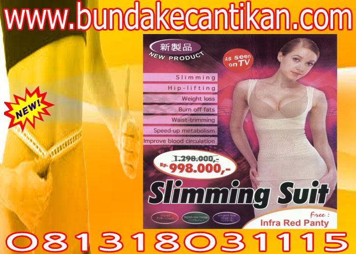 BODY SLIM SUIT BAJU PELANGSING WITH INFRA RED ASLI CALL 081318031115