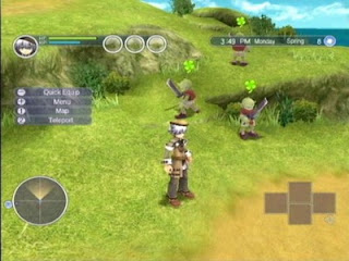 Rune Factory: Tides of Destiny [Wii]