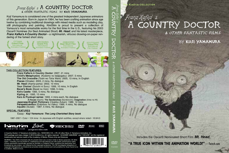 a country doctor franz kafka essay It was a bibliophile edition of franz kafka's ein landarzt (a country doctor)  scenes from a world of trust infected by suspicion  the country doctor, at.