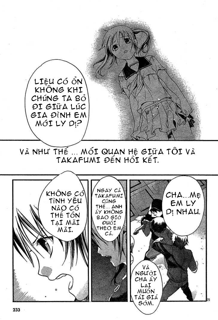 Tomoyo After - Dear Shining Memories chap 2 - Trang 26