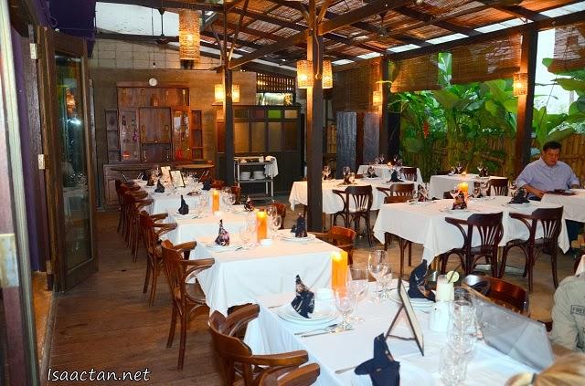 Bijan Bar & Restaurant Fine Malay Cuisine @ Jalan Ceylon KL
