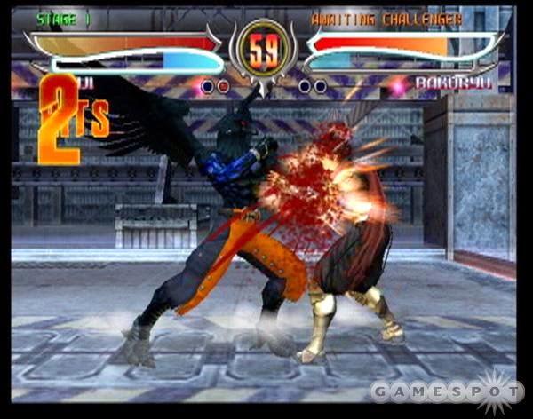 Semua Cheat dan Code Bloody Roar PS2 | cheat game
