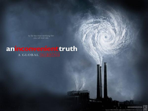 Documental sobre el cambio climático: Una verdad incómoda
