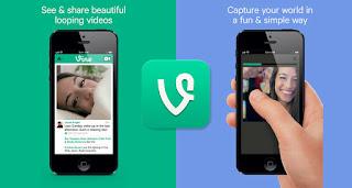 Twitter Vine app, Android