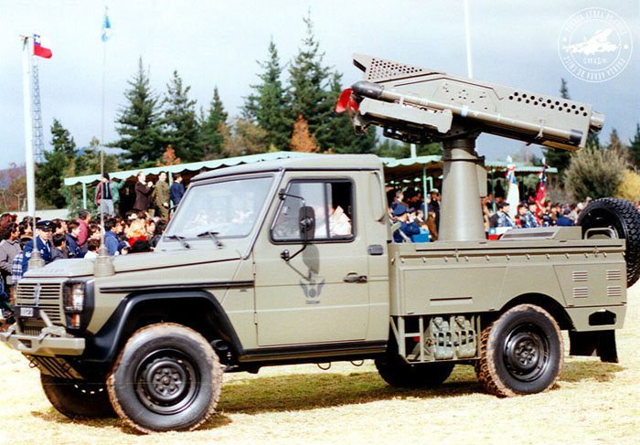 Fuerzas Armadas de Chile Mistraloi0