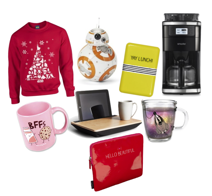 IWOOT, gift guide, holiday, christmas, 2015, online shopping, discount code, fashion dough,
