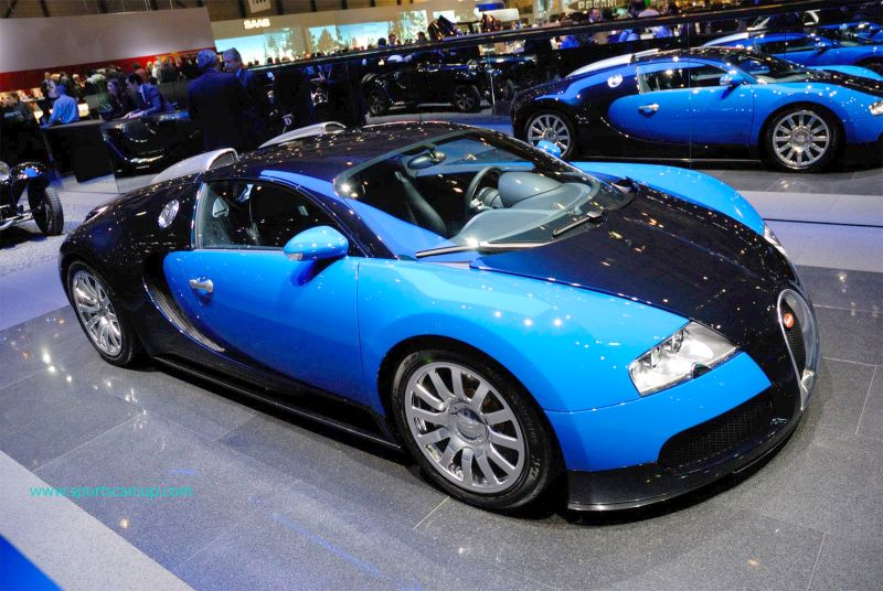top fastest car the ultimate guide bugatti veyron super. Black Bedroom Furniture Sets. Home Design Ideas