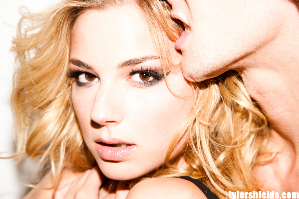 Emily VanCamp Tyler Shields Photoshoot