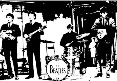 Desenho do Beattles