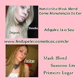 Fotos Das Blogueiras que usaram mask blond e aprovaram