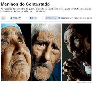 MENINOS DO CONTESTADO