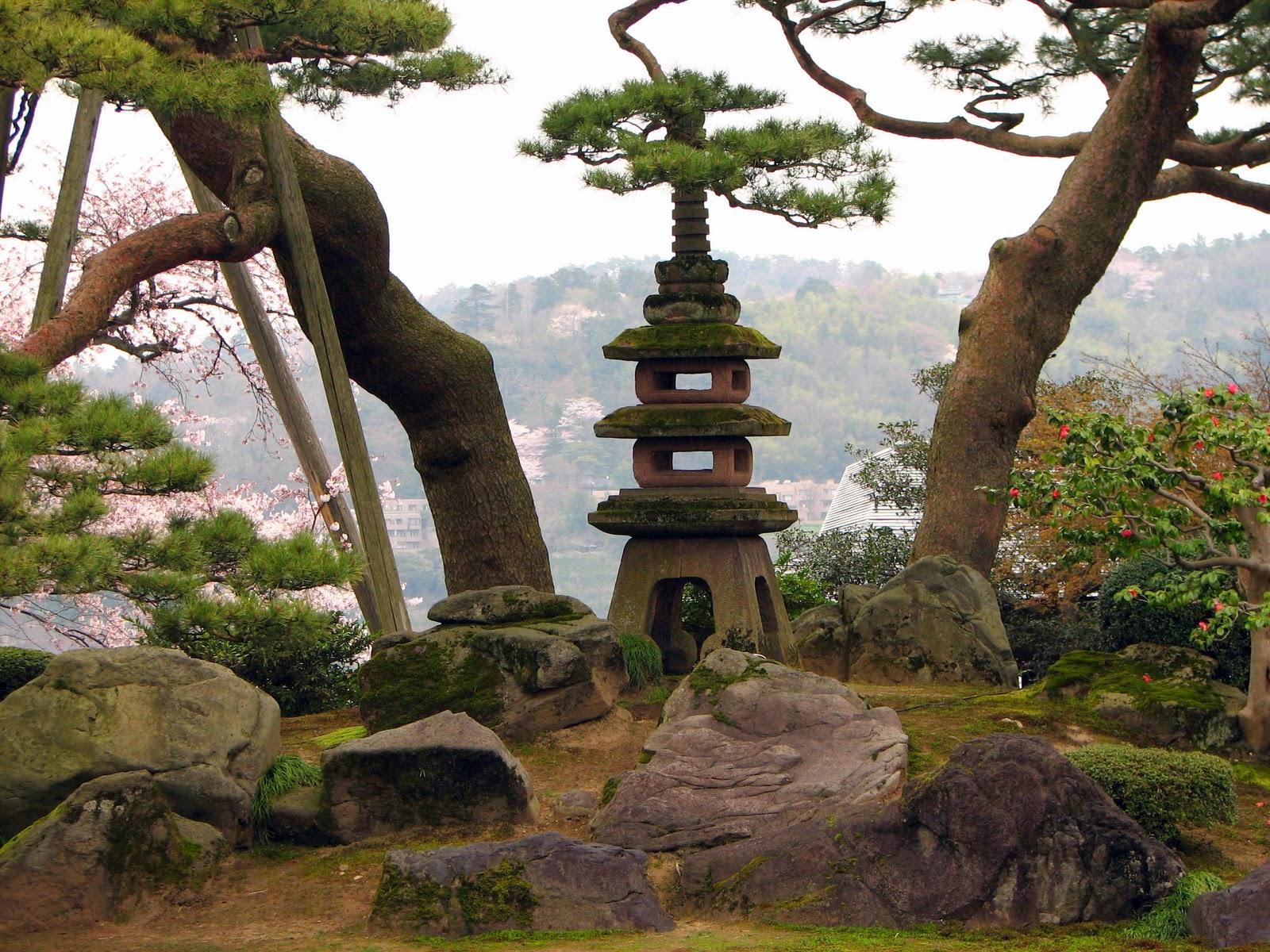Jardinitis los jardines de kenroku en jap n for Jardin kenrokuen