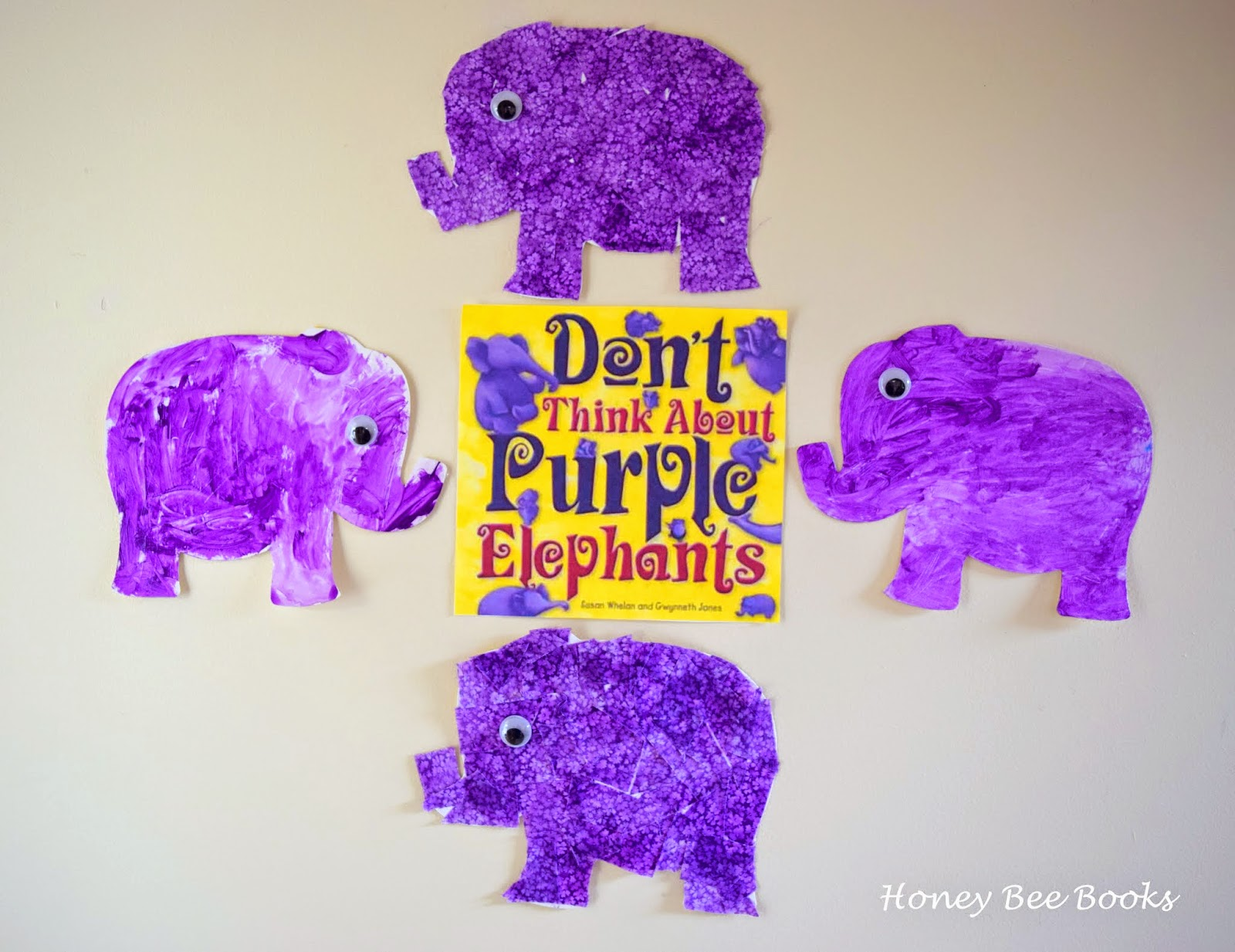 Review of Don't Think About Purple Elephants