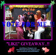 """LIKE"" Giveaway...!!"