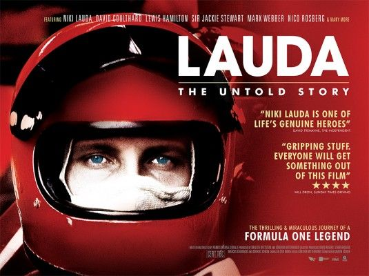LAUDA: THE UNTOLD STORY (2014)