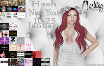 EVENT HASHTAG NEW YEARS