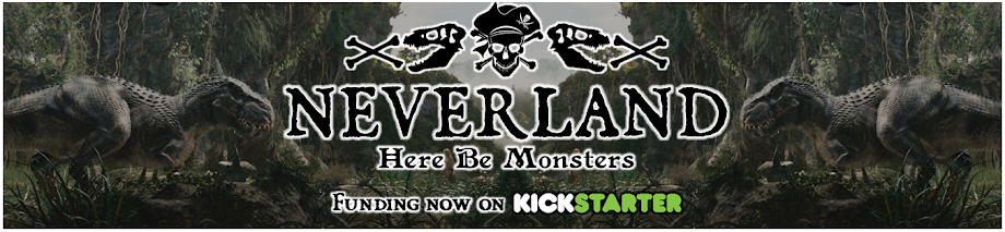 NEVERLAND - Here Be Monsters! Kickstarter